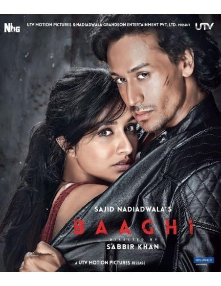 Baaghi (Blu-Ray) [FR]