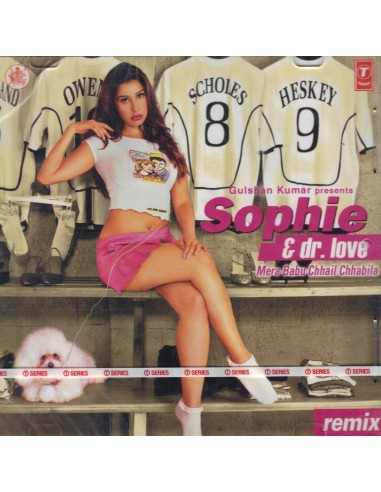 Sophie & Dr. Love CD
