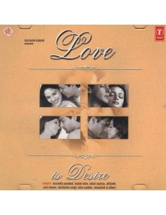 Love is Desire CD