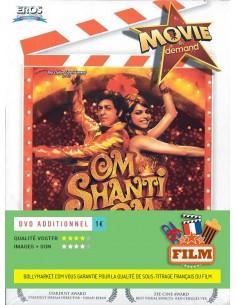 Om Shanti Om DVD
