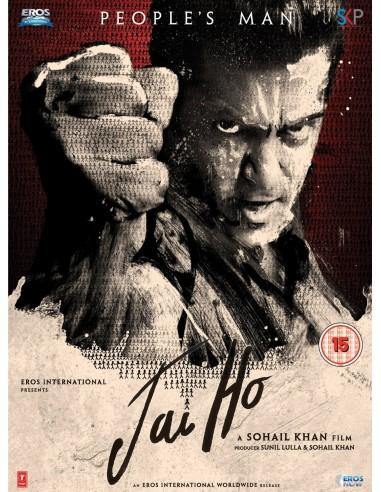 Jai Ho DVD