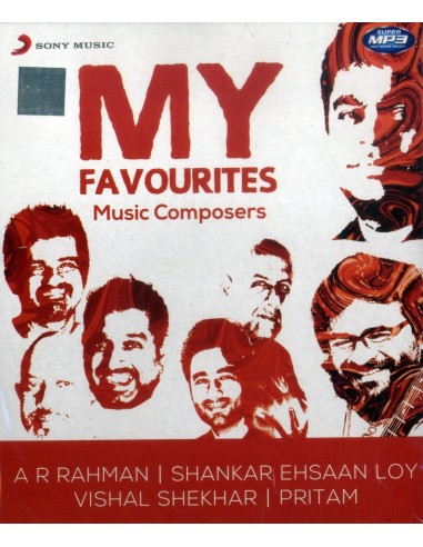 My Favourites  - Music Composers (MP3)
