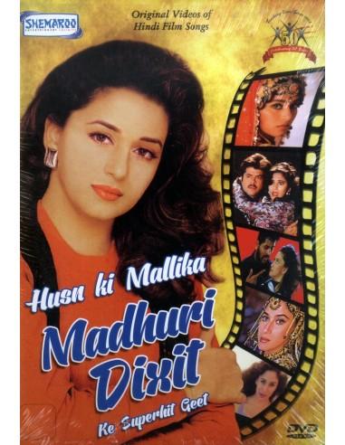 Husn Ki Mallika Madhuri Dixit Ke Super Hit Geet DVD