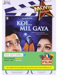 Koi Mil Gaya DVD
