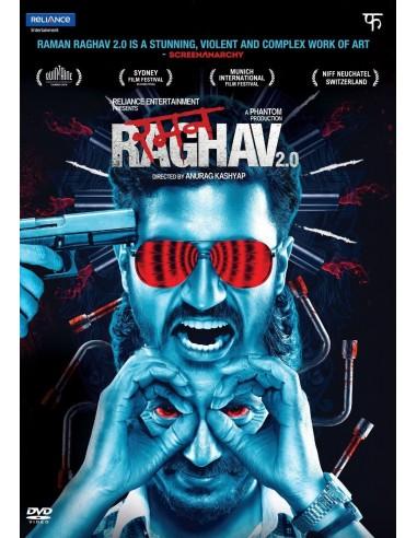 Raman Raghav 2.0 DVD