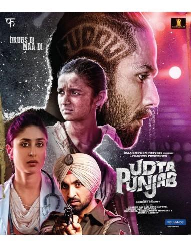 Udta Punjab DVD