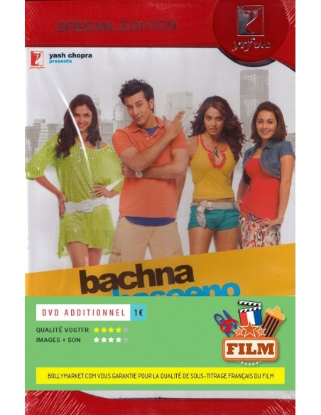 Bachna Ae Haseeno (Collector 2 DVD)