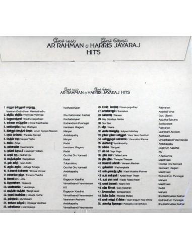 A.R. Rahman & Harris Jayaraj Hits (MP3)