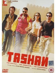 Tashan DVD (FR)