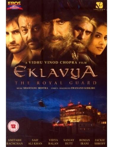 Eklavya DVD