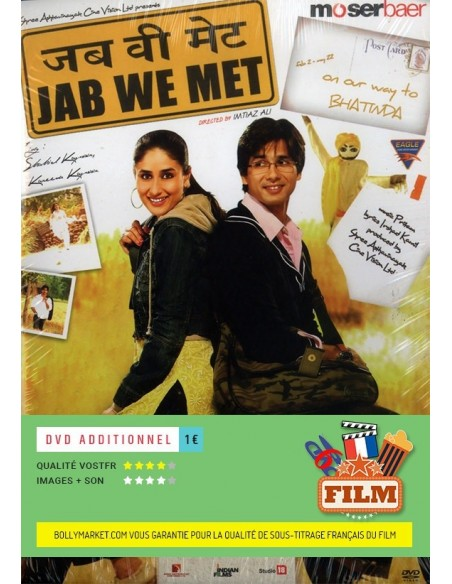 Jab We Met DVD