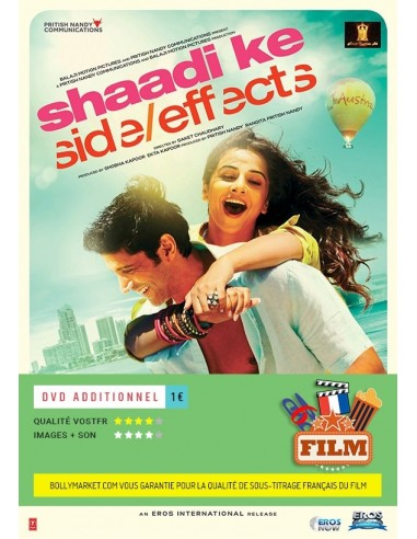 Shaadi Ke Side Effects DVD (FR)
