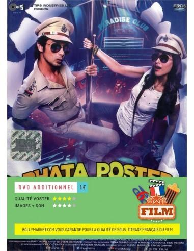 Phata Poster Nikla Hero DVD