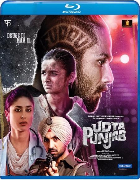 Udta Punjab (Blu-Ray) [FR]