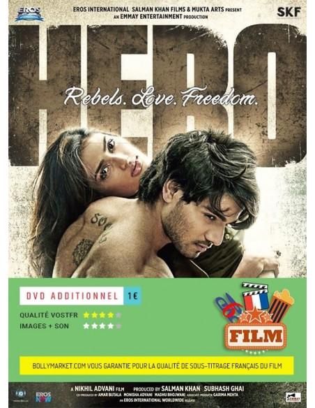 Hero DVD