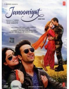 Junooniyat DVD