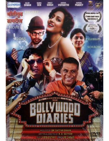 Bollywood Diaries DVD