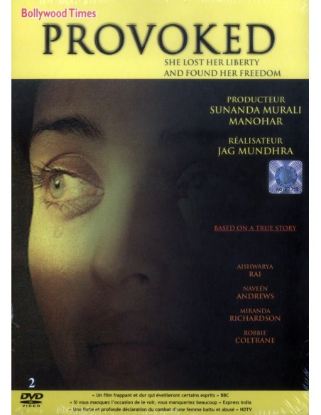 Provoked - Collector 2 DVD (FR)