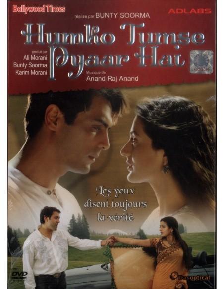 Humko Tumse Pyaar Hai DVD