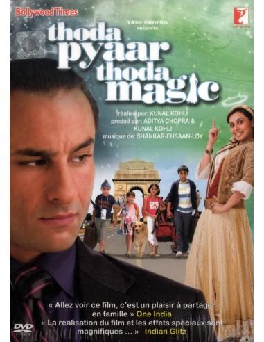 Thoda Pyaar Thoda Magic DVD
