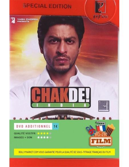Chak De India DVD