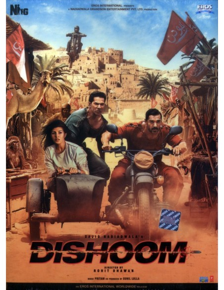 Dishoom DVD