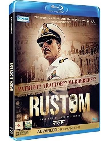 Rustom (Blu-Ray) [FR]