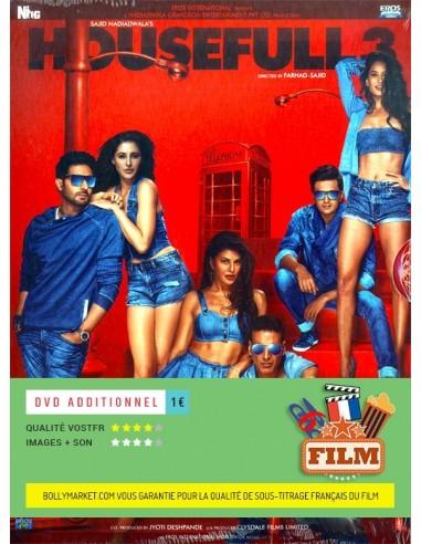 Housefull 3 DVD