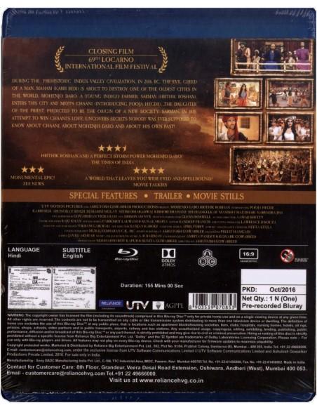 Mohenjo Daro (Blu-Ray) [FR]