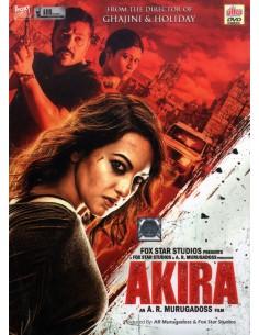 Arika DVD