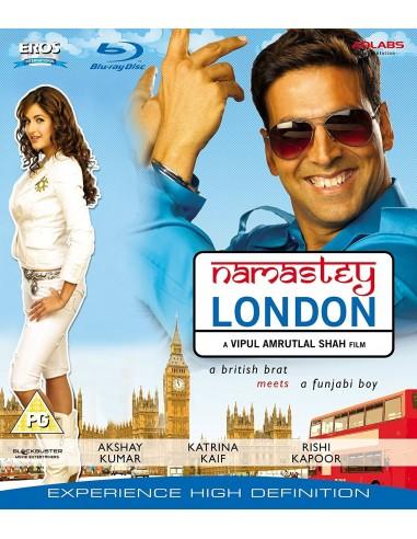 Namastey London - Blu-Ray