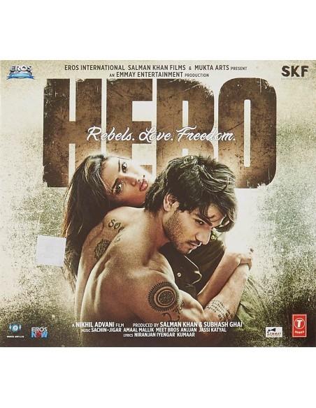 Hero CD