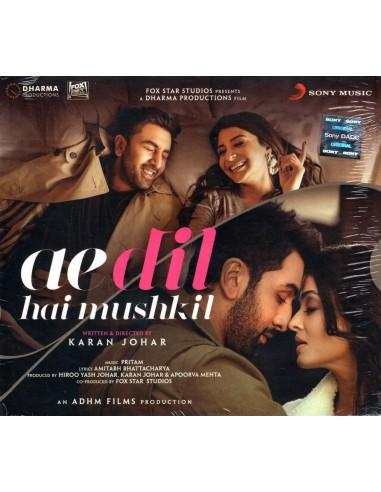 Ae Dil Hai Mushkil CD