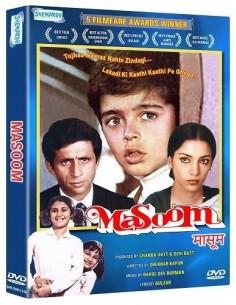 Masoom DVD