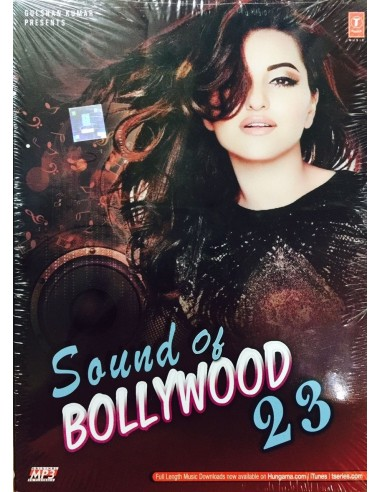 Sound of Bollwood 23 (MP3)