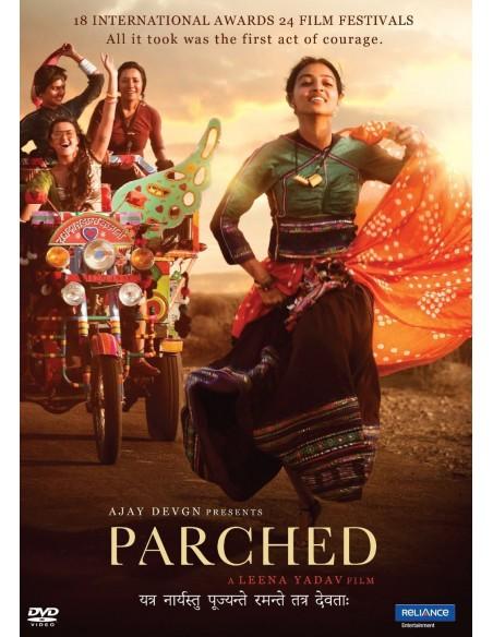 Parched DVD