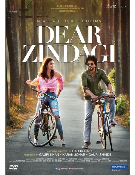 Dear Zindagi DVD