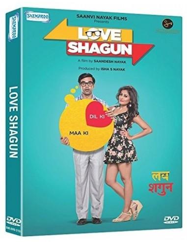 Love Shagun DVD