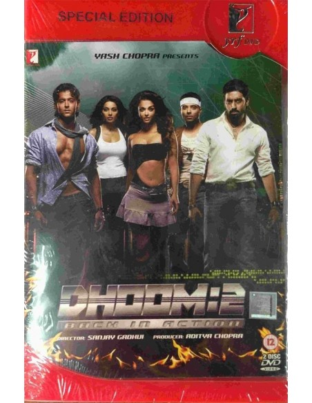 Dhoom:2 - Collector 2 DVD