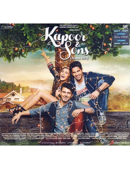 Kapoor & Sons CD