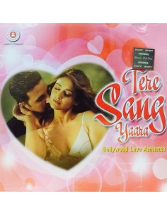 Tere Sang Yaara: Bollywood Love Anthems (2 CD Pack)