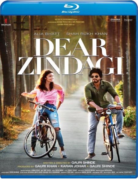 Dear Zindagi (Blu-Ray) [FR]
