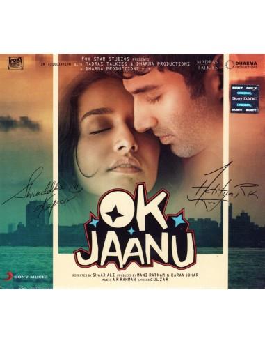 OK Jaanu CD