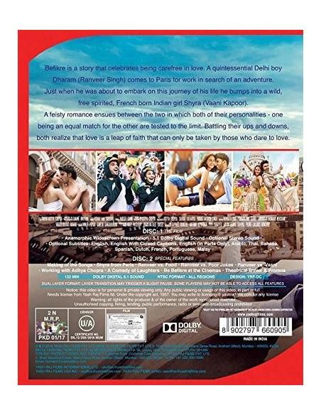 Befikre DVD
