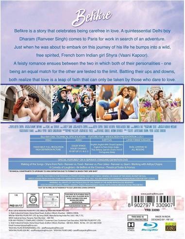 Befikre (Blu-Ray)