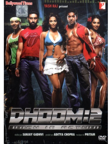 Dhoom:2 DVD