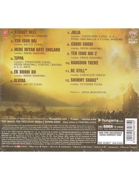 Rangoon CD
