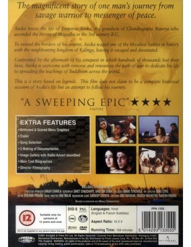 Asoka DVD