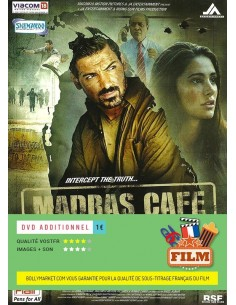 Madras Cafe DVD