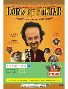 Loins Of Punjab - Collector 2 DVD